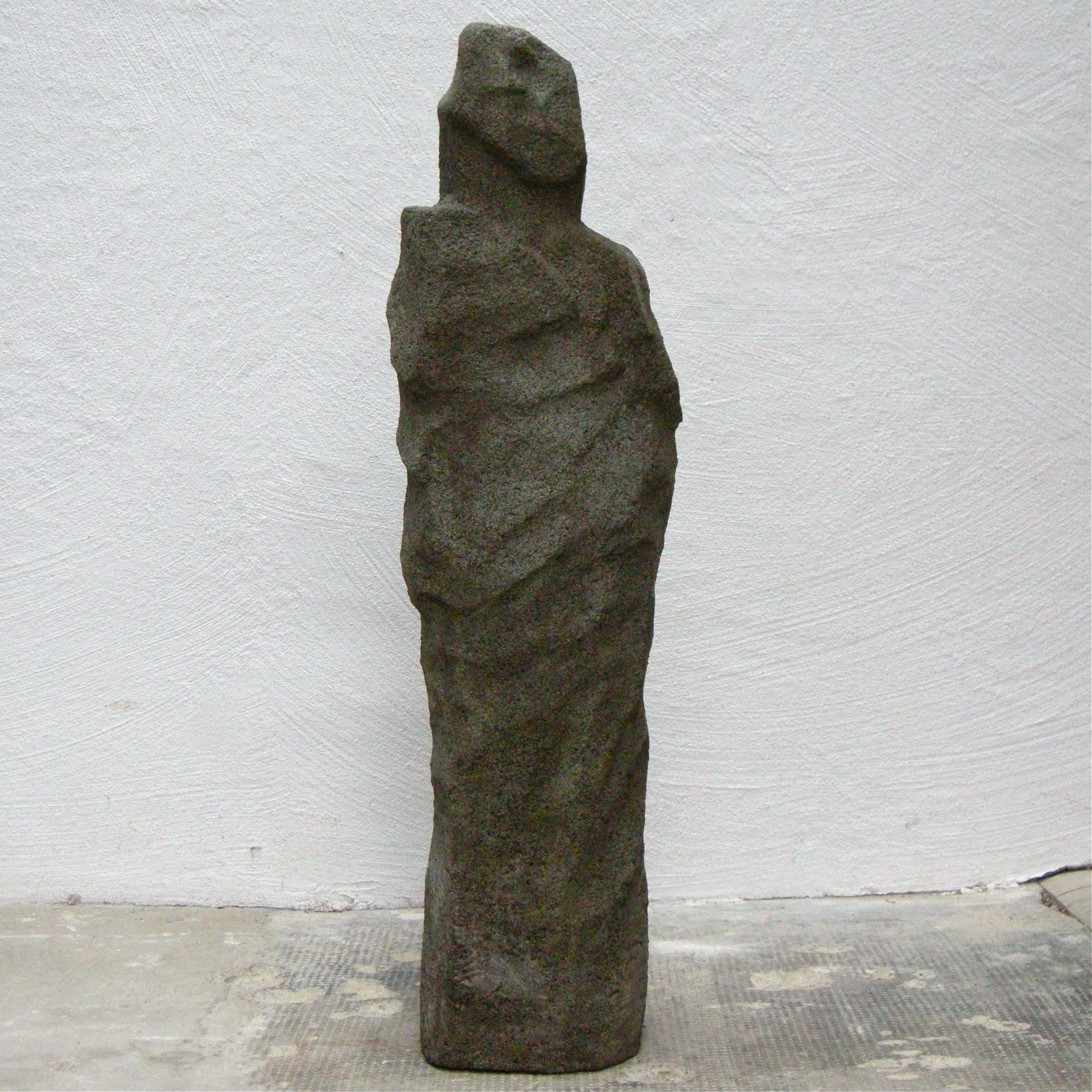 Figure, 2013, concrete, height 100 cm