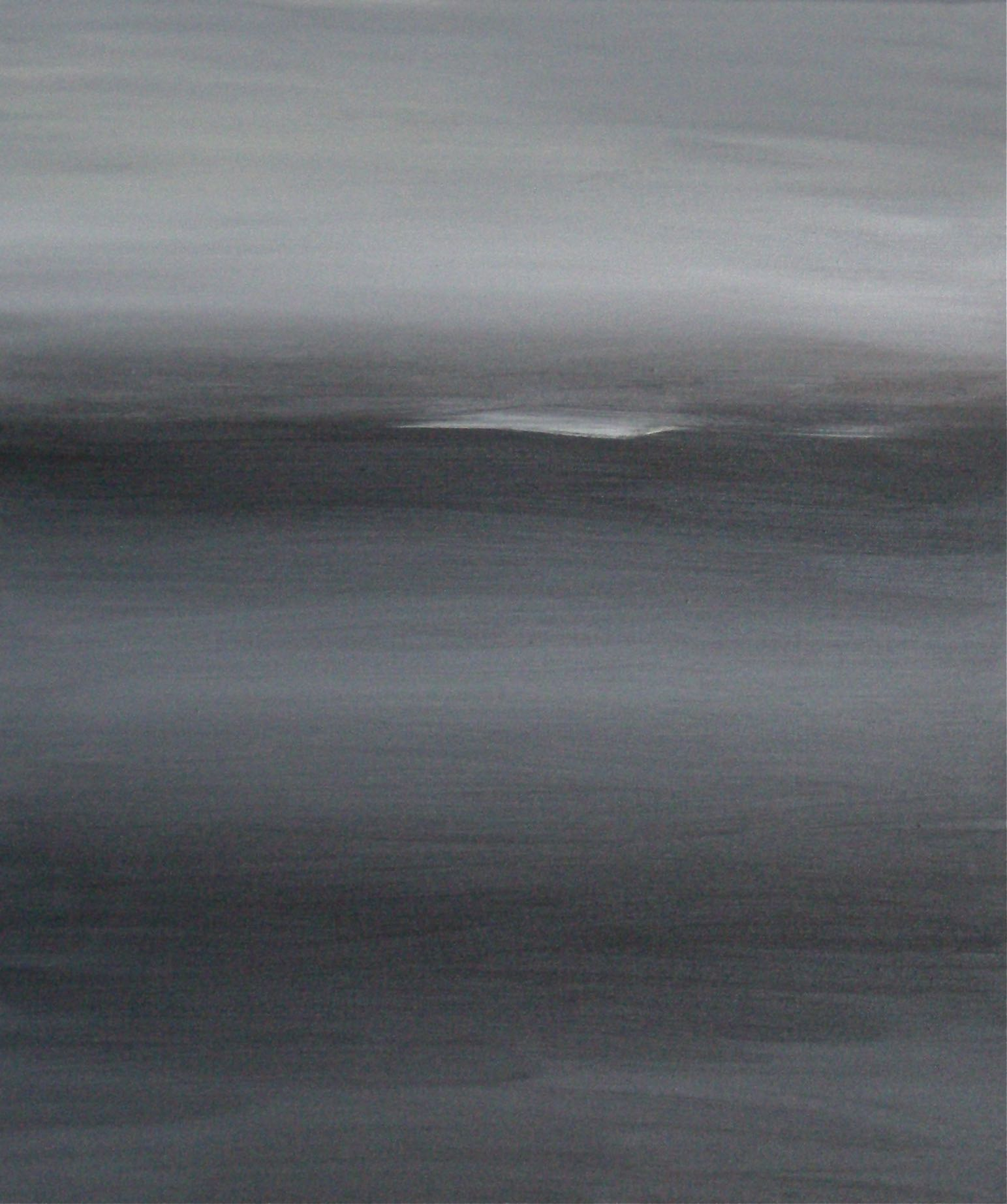 no title (serie: 'Void'), 2012, acrylic on linen, 60 x 80 cm